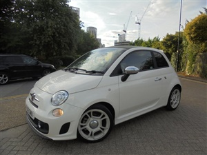 Large image for the Used Abarth 500C 1.4 T-Jet MTA 2dr