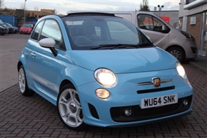 Large image for the Used Abarth 500C 1.4 T-Jet 2dr
