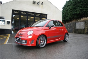 Large image for the Used Abarth 595C 1.4 T-Jet Competizione 2dr