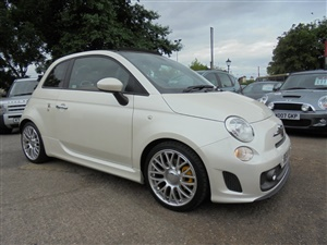 Large image for the Used Abarth 595C 1.4 T-Jet Turismo MTA 2dr