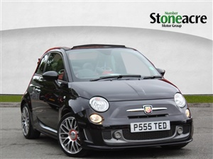 Large image for the Used Abarth 595C 1.4 T-Jet Turismo 2dr