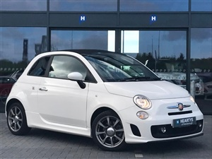Large image for the Used Abarth 595C 1.4 T-Jet 2dr