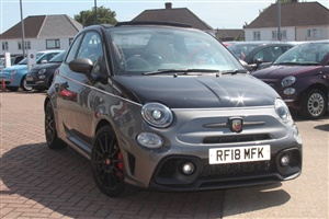 Large image for the Used Abarth 595C 1.4 T-Jet Competizione MTA 3dr