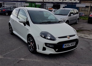 Large image for the Used Abarth PUNTO EVO