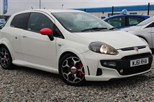 Used Abarth Punto Evo