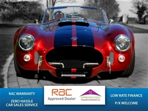 Large image for the Used AC AK Sports Cars AK427 Cobra Replica 6.2 2dr