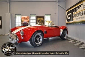 Large image for the Used AC COBRA REPLICA
