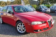 Used Alfa Romeo 156