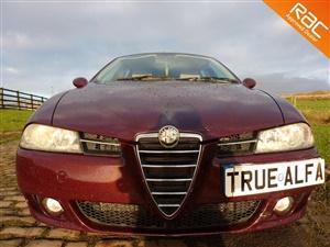 Large image for the Used Alfa Romeo 156 SPORTWAGON