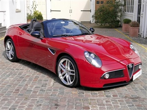 Large image for the Used Alfa Romeo 8C