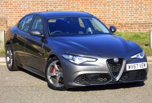 Large image for the Alfa Romeo Giulia