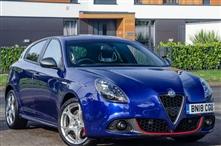 Used Alfa Romeo Giulietta