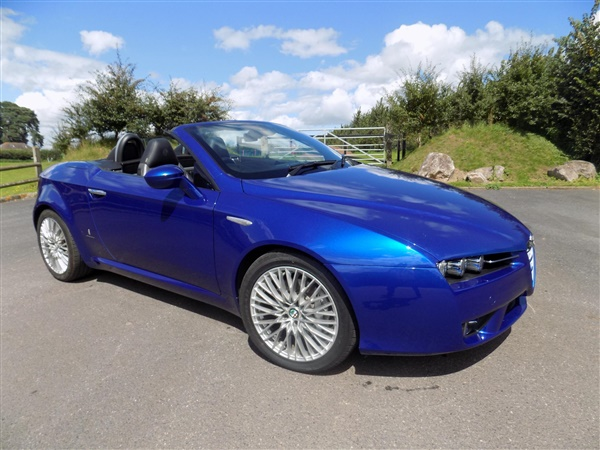 Large image for the Used Alfa Romeo Spider
