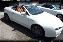 Used Alfa Romeo Spider