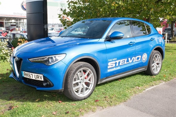 Large image for the Used Alfa Romeo Stelvio