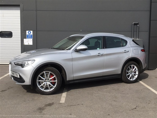 Large image for the Alfa Romeo Stelvio