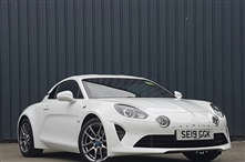 Used Alpine A110