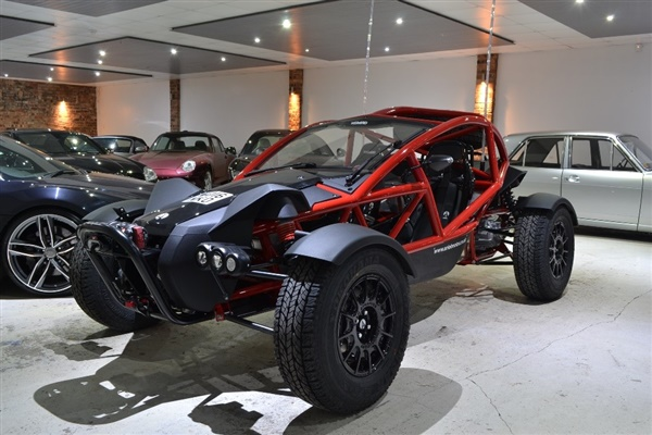 Large image for the Used Ariel NOMAD