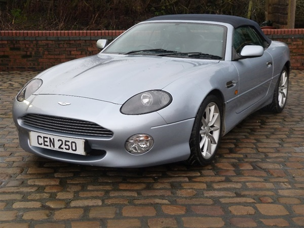 Large image for the Used Aston Martin DB7