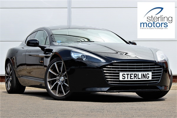 Large image for the Aston Martin Rapide