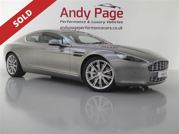 Large image for the Used Aston Martin RAPIDE