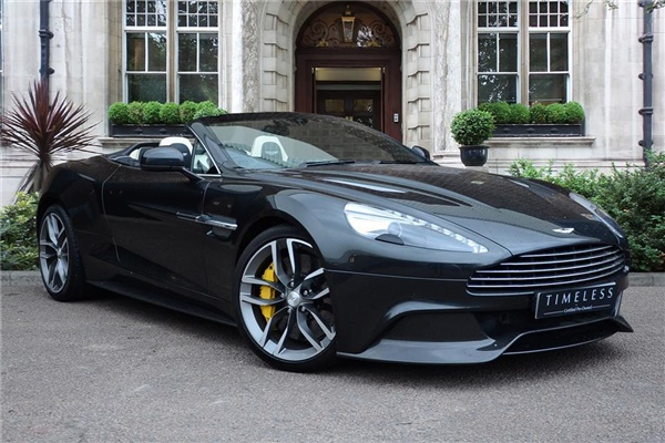 Large image for the Used Aston Martin Vanquish