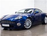 Used Aston Martin Vanquish