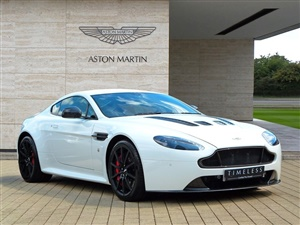 Large image for the Used Aston Martin V12 VANTAGE S COUPE S 2DR 6.0