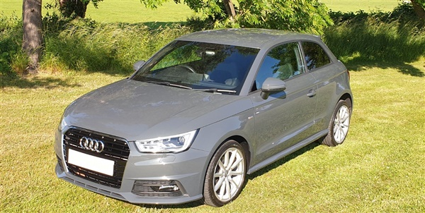 Audi A1 £25,995 - £36,995