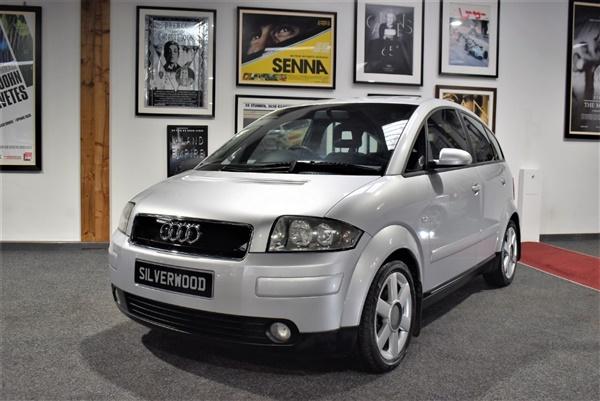 Large image for the Audi A2