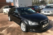 Used Audi A3 Cars for Sale in Mushroom Green | Second Hand