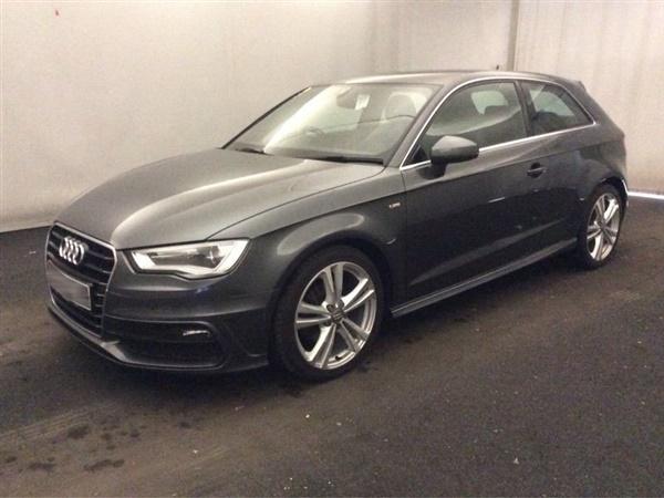 Audi A3 £32,850 - £48,900