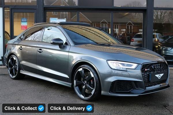 Audi A3 £40,960 - £60,995