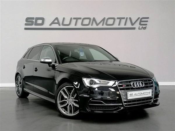 Audi A3 £34,734 - £51,990