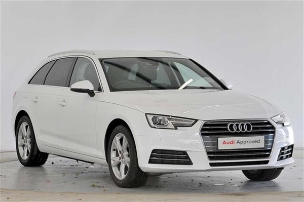 Large image for the Audi A4 Avant