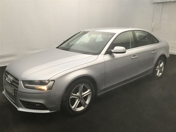 Audi A4 £41,516 - £61,950