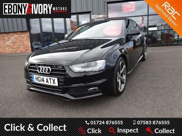Audi A4 £50,996 - £75,995
