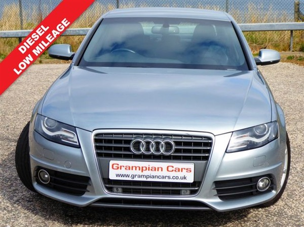 Large image for the Audi A4