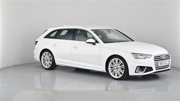 Audi A4 £50,196 - £74,995