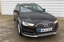 Used Audi A6 Allroad