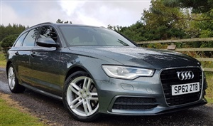 Large image for the Used Audi A6 AVANT TDI S LINE