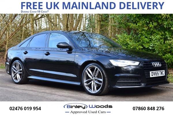 Audi A6 £72,299 - £107,950