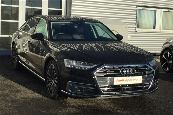 Large image for the Audi A8