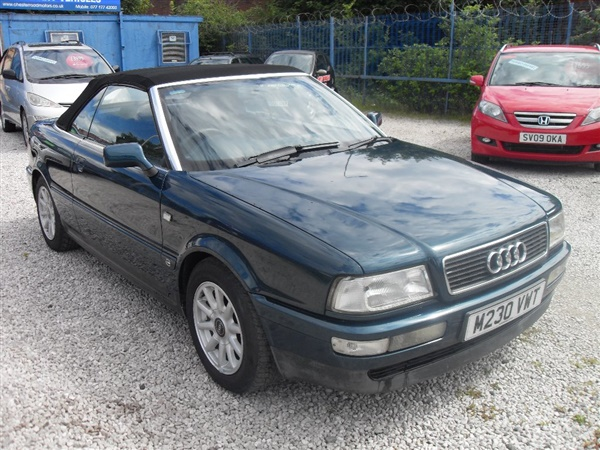 Large image for the Used Audi Cabriolet