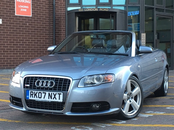 Large image for the Used Audi CONVERTIBLE