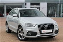 Used Audi Q For Sale In Shrewsbury Shropshire AutoVillage - Audi shrewsbury used cars