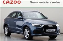 Used Audi Q3