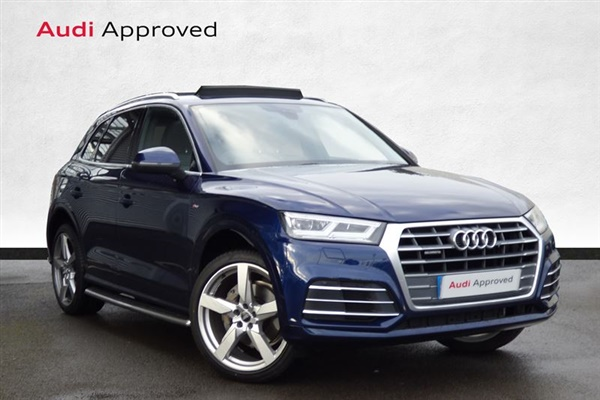 Large image for the Used Audi Q5