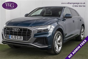 Large image for the Used Audi Q8