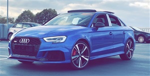 Large image for the Used Audi RS3 SALOON